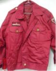 888年消防夾克